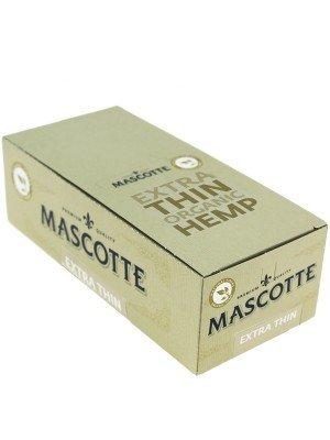 Wholesale Mascotte Organic Hemp R-Paper - Extra Thin