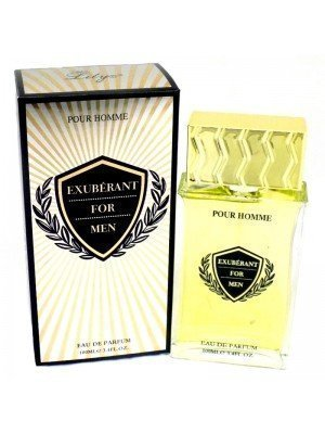 Wholesale Lilyz Mens Perfume - Exuberant For Men