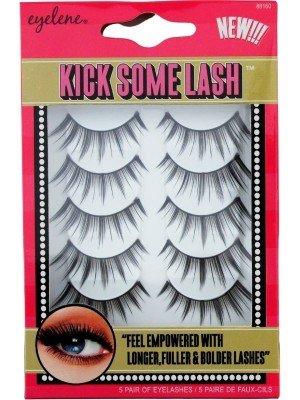 Wholesale Eyelene Kick Some Lash 5 Pairs Eye Lashes - Christine