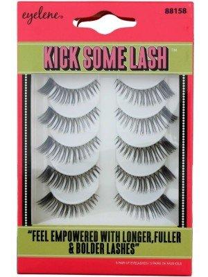 Wholesale Eyelene Kick Some Lash 5 Pairs Eye Lashes - Jennifer