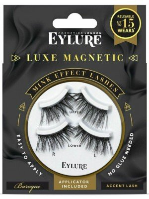 Eylure Luxe Magnetic Lashes - Baroque Accent