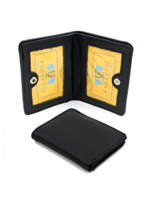 Fabretti IDCard Holder - Black