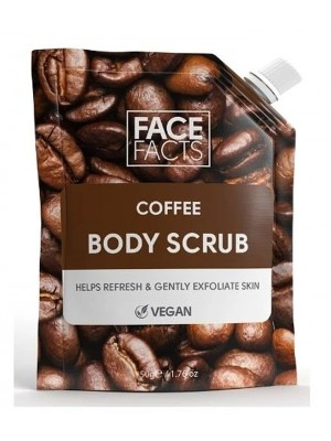 Wholesale Face Facts Coffee Body Scrub - 50g