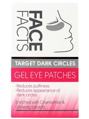 Face Facts Gel Eye Patches - Target Dark Circles