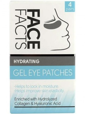 Wholesale Face Facts Hydrating Gel Eye Patches