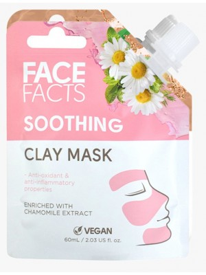 Wholesale Face Facts Soothing Clay Mask - 60ml