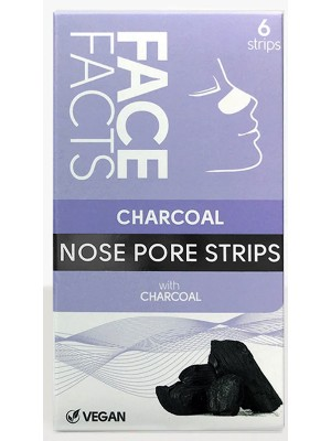 Face Facts Vegan Charcoal Nose Pore Strips