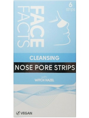 Face Facts Vegan Cleansing Nose Pore Strips