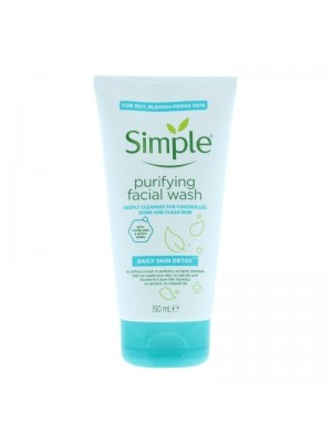 Simple Purifying Facial Wash - 150 ml