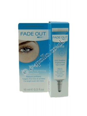 Fade Out Anti Shadow Brightening Eye Cream