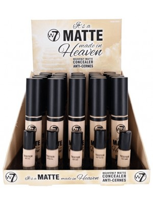 Wholesale W7 It's A Matte Made In Heaven Concealer - Fair/Light
