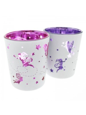 Fairy Moon Tealight & Votive Holders Set - Assorted
