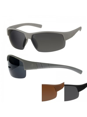 Fashion Sunglasses (Lined Pattern) - Assorted Colours