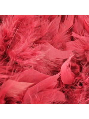 Feather Boas Burgundy Deluxe 200cm Long