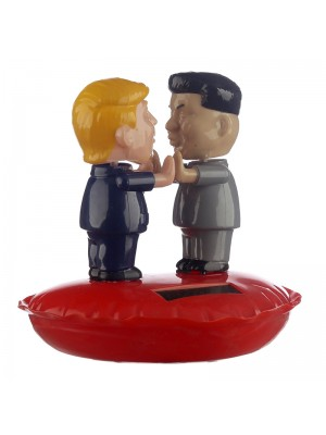 Wholesale Love Not War Solar Pal Figurine