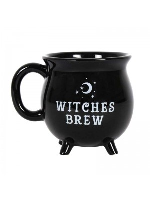 Wholesale Witches Brew Cauldron Novelty Mug