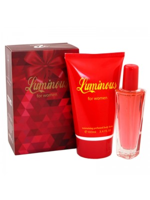 Wholesale Fine Perfumery 2 Piece Ladies Gift Set - Luminous