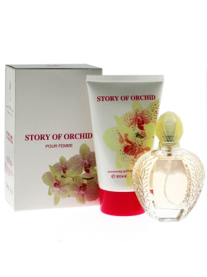 Wholesaler Fine Perfumery 2 Piece Ladies Gift Set - Story Of Orchid