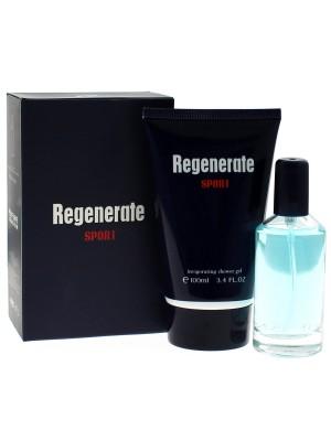 Wholesaler Fine Perfumery 2 Piece Mens Gift Set - Regenerate Sport