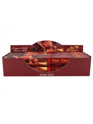 Fire Dragon Anne Stokes Incense Sticks - 6 Pack