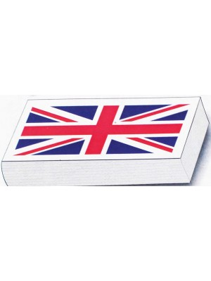 Wholesale Union Jack Paper Rolling Tips-50Tips/Pack