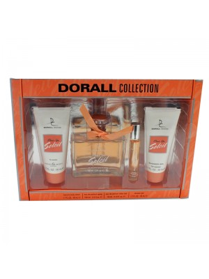 Dorall Collection Ladies Perfume Gift Set - Fleur De Soleil