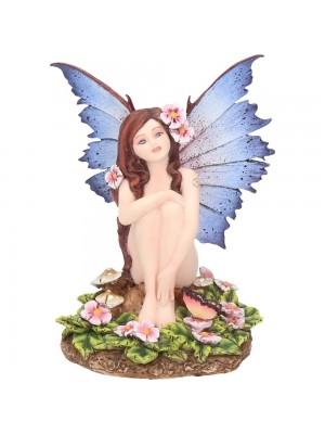 Flower Child Fairy Figurine - 12cm