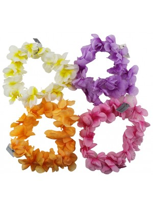 Wholesale Flower Headbands in Assorted Colours
