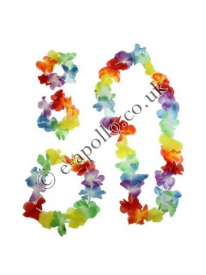 Flower Garland 4  Pieces Set