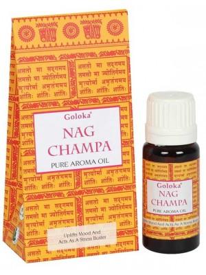 Wholesale Goloka Pure Aroma Oil - Nag Champa