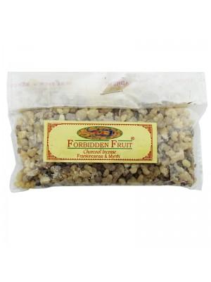 Forbidden Fruit Charcoal Incense - Frankincense & Myrrh