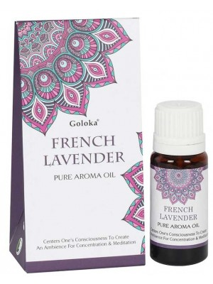 Wholesale Goloka Pure Aroma Oil - French Lavender
