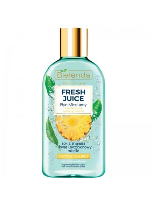 Wholesale Bielenda Brightening Micellar Liquid For Face - Pineapple 100ml