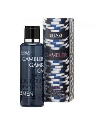 JFENZI Mens Perfume - Gambler
