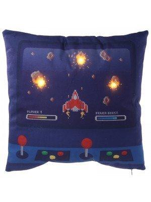 Wholesale Game Over LED Cushion