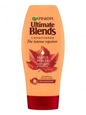 Wholesale Garnier Ultimate Blends Castor Oil & Maple Sap Conditioner