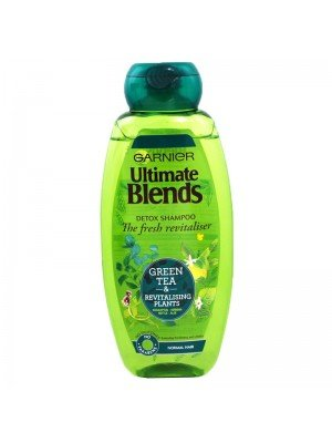 Wholesale Garnier Ultimate Blends Green Tea Normal Hair Shampoo