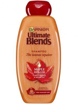 Wholesale Garnier Garnier Ultimate Blends Castor Oil & Maple Sap Shampoo