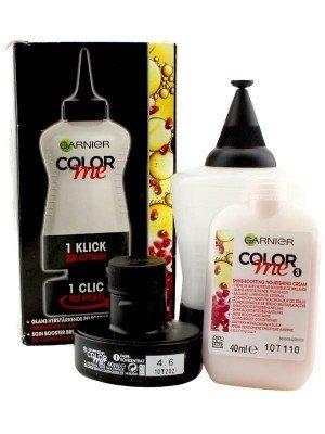 Wholesale Garnier Color me Permanent Hair Colour - 4.6(Cashmere Red)