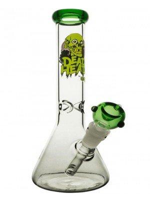 "Wholesale Chongz Dead Head ""Ray Purchase"" Ice Beaker Glass W-Pipe"