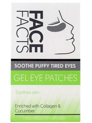 Face Facts Gel Eye Patches