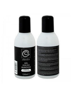 Wholesale Classics Gel Nail Polish Remover - (150 ml)