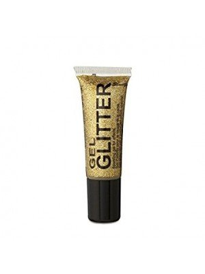 Stargazer Sparkling Face/Body & Eye Glitter Gel - Gold