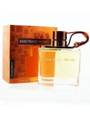Georges Mezotti Men's Perfume - Base Track Pure Senses