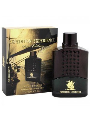 Wholesale Georges Mezotti Mens Perfume - Expedition Experience (Black Edition)