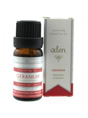 Eden Essential Oil - Geranium (10ml)