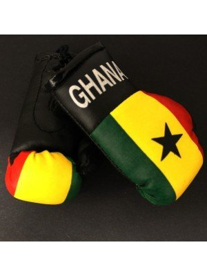 Mini Boxing Gloves - Ghana
