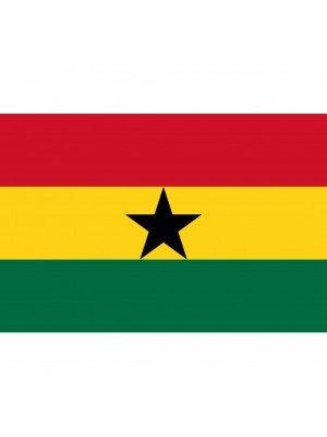Ghana's Flag 5ft x 3ft