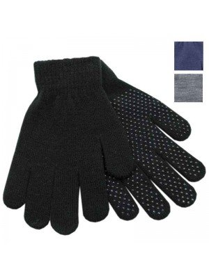 Wholesale Ladies' Gripper Gloves - Assorted