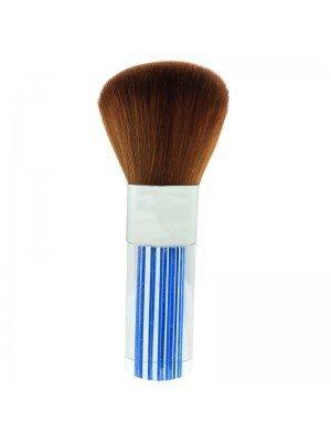 Glamorous Makeup Brush -  Blue & Brown